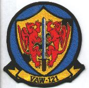 VAW-121 Squadron Patch