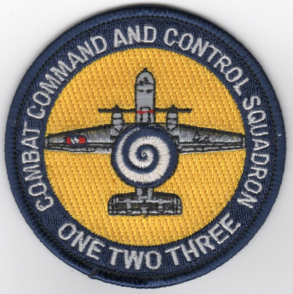 VAW-123 'C3' Patch