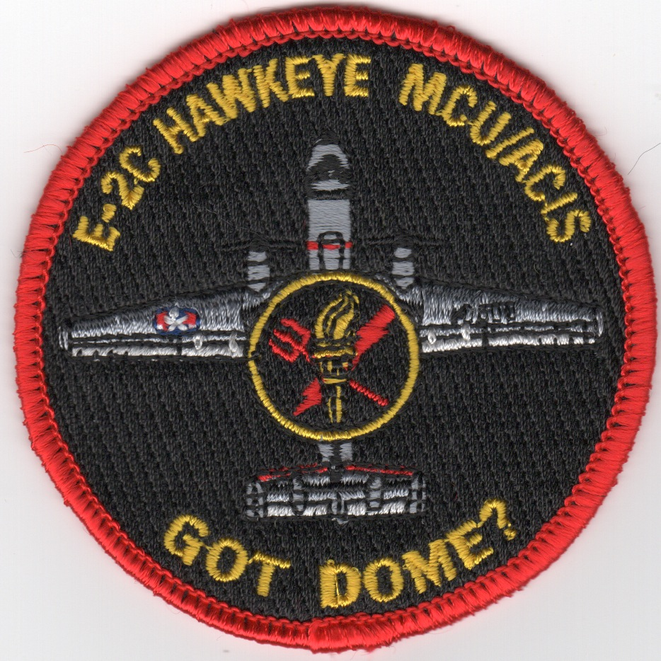 VAW-125 'Got Dome' Patch