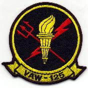 VAW-125 Squadron Patch