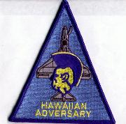 VC-1 'Hawaii Adversary' Aircraft