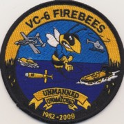 VC-6 Anniversary Patch