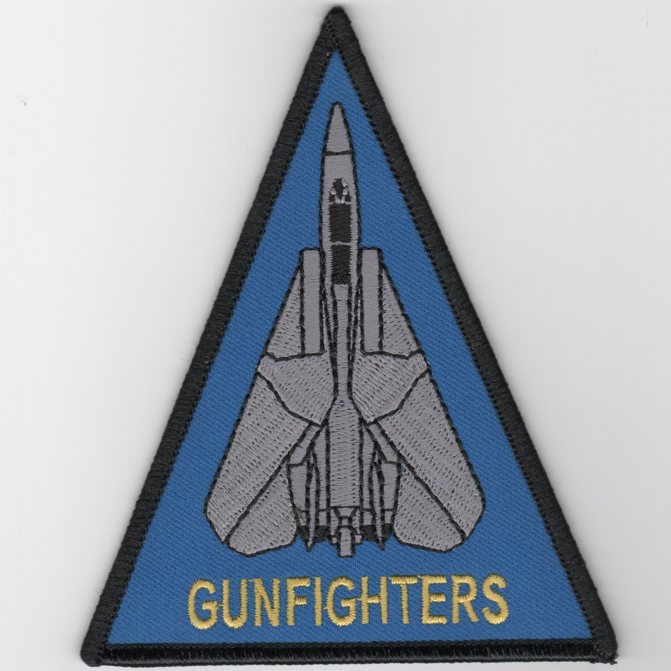 VF-124 A/C Triangle Patch (Blue)