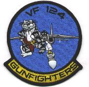 VF-124 Felix Patch