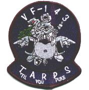 VF-143 TARPS Felix Patch