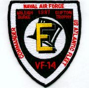 VF-14 1997 Battle 'E' Patch (Med)
