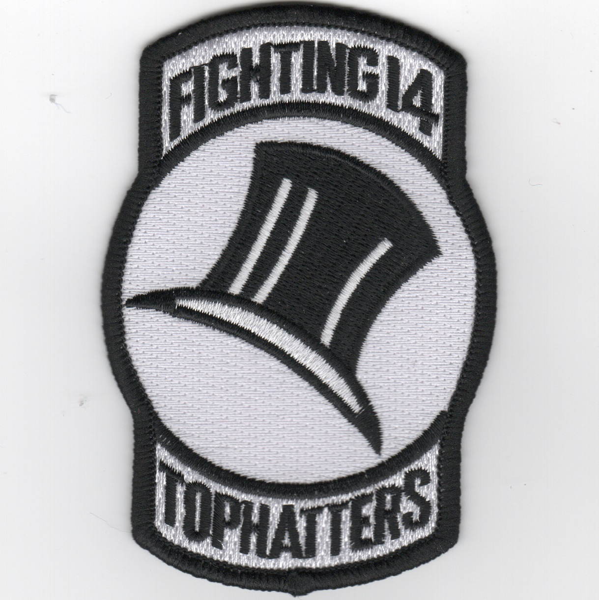 VF-14 Squadron Patch (Keyhole)