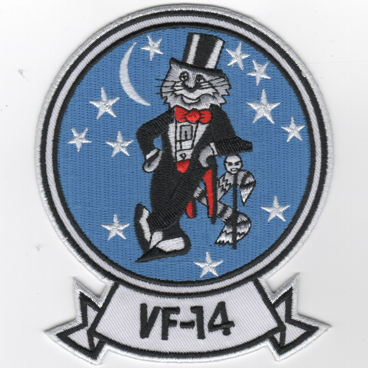 VF-14 Squadron Patch (Old Style)