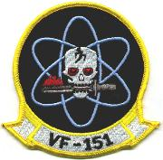 VF-151 Squadron Patch
