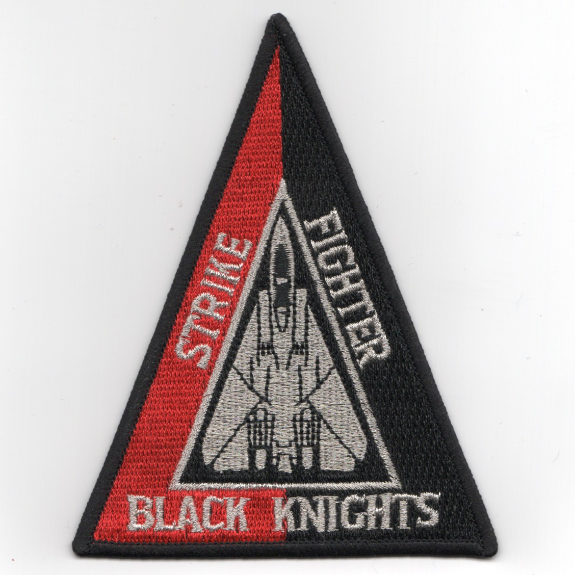 VF-154 Aircraft Triangle (Red/Black)