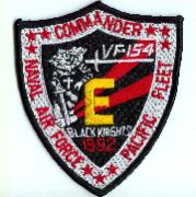VF-154 1992 Battle E