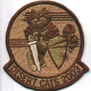 VF-154 'Desert Cats 2003' Felix Patch