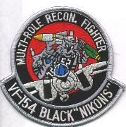 VF-154 'Nikons' Recon Felix Patch