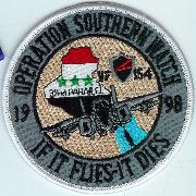 VF-154 1998 OSW Cruise Patch