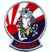 VF-154 'Tomcat' Felix Patch