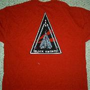 VF-154 Squadron T-shirt (Red-A/C)