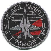 VF-154 Aircraft Patch (Wings Fwd)