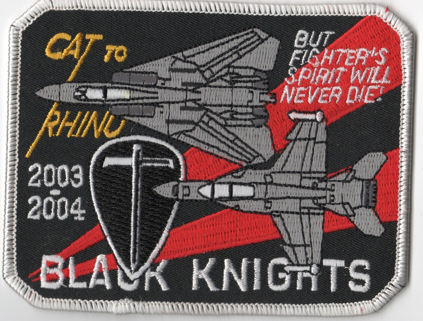 VF-154 'F-14 to F-18 Transition' Patch