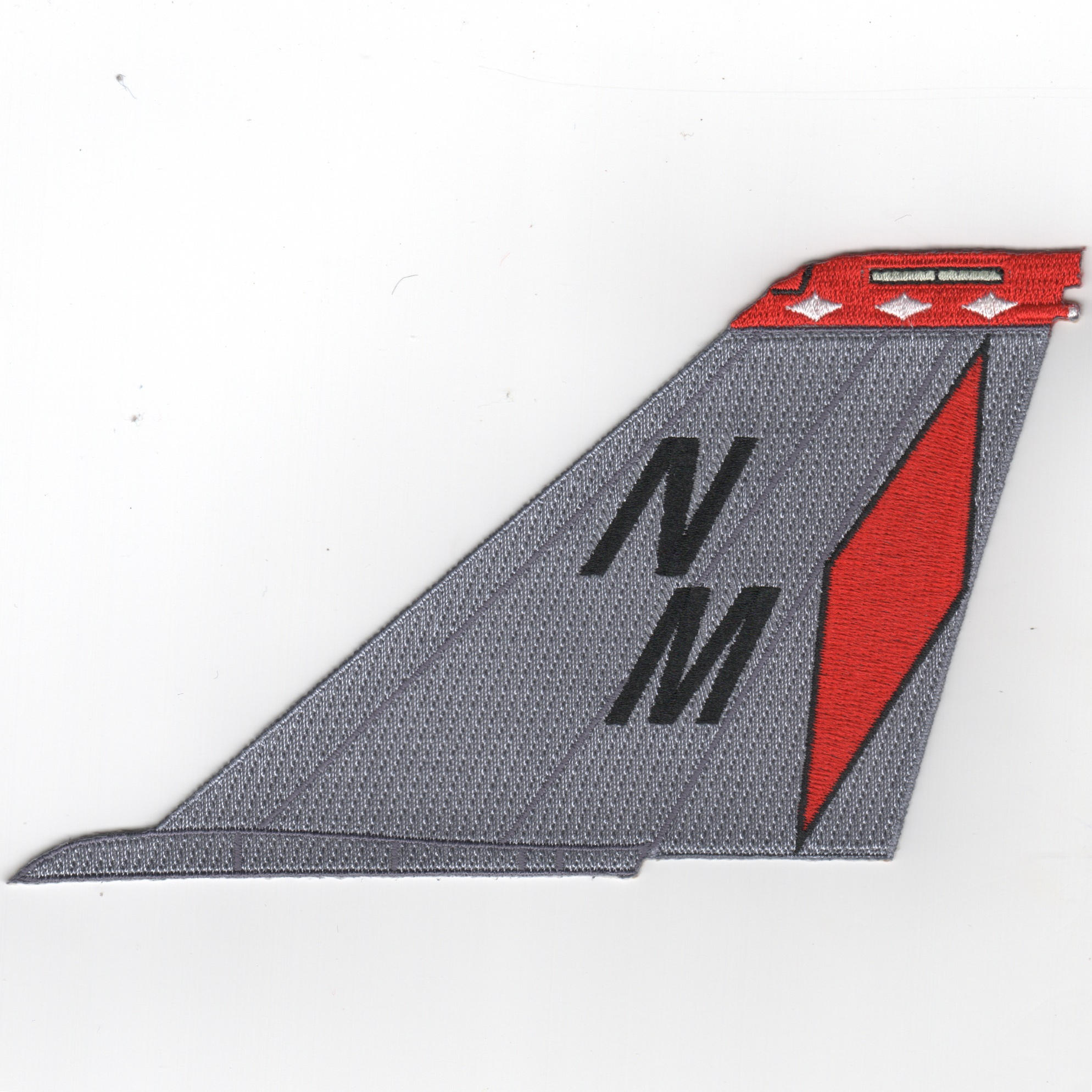 VF-191 F-14 Tailfin (No Text/Red Diamond)