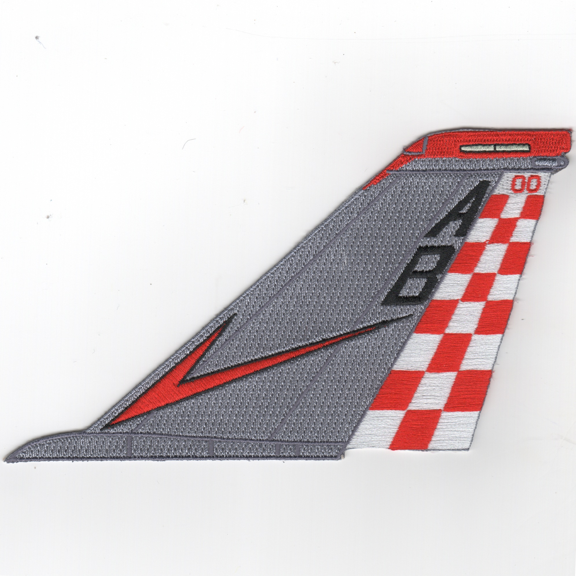 VF-211 F-14 Tailfin (No Text/Chevron)