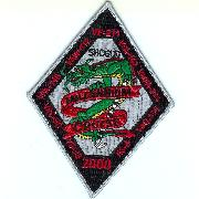 VF-211 Millenium Cruise Patch