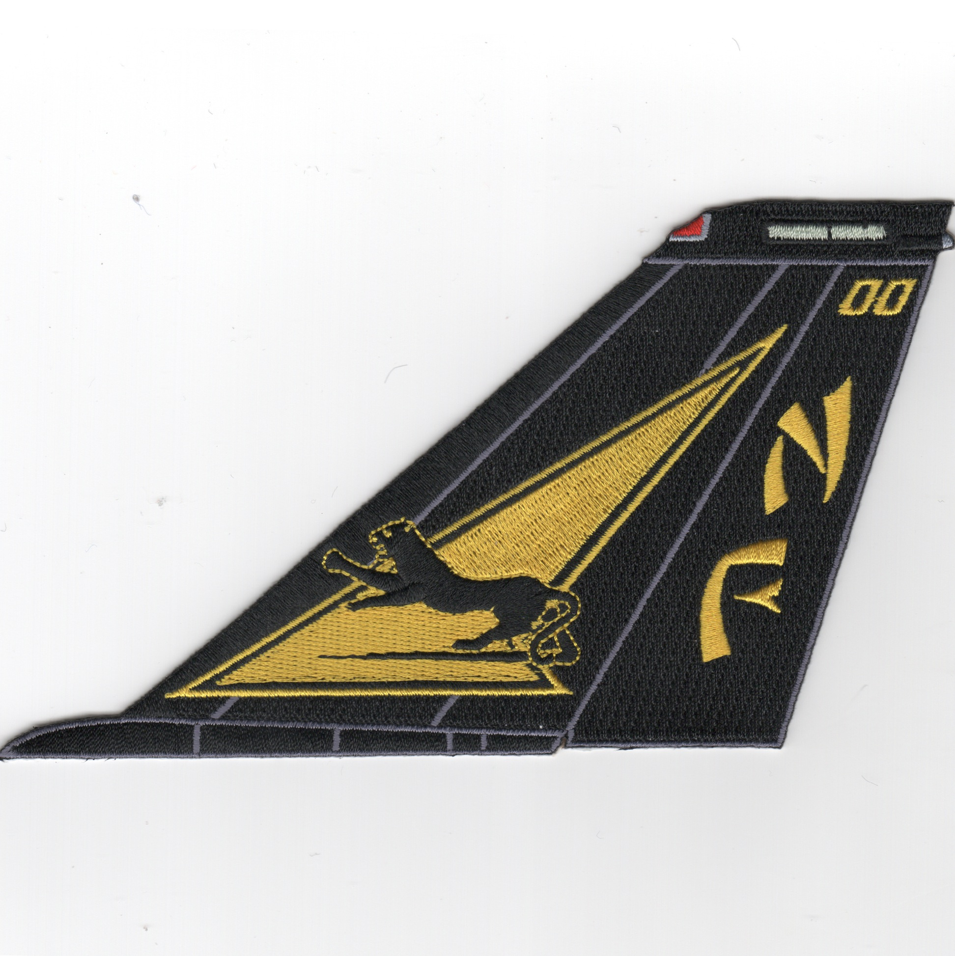 VF-21 F-14 Tomcat TailFin (No Text)