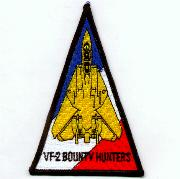VF-2 Aircraft Triangle