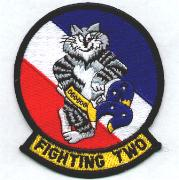 VF-2 Felix Patch