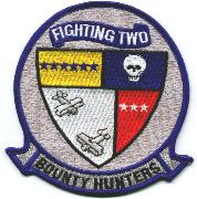 VF-2 Squadron Patch