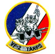 VF-2 TARPS Patch (2 Cats)