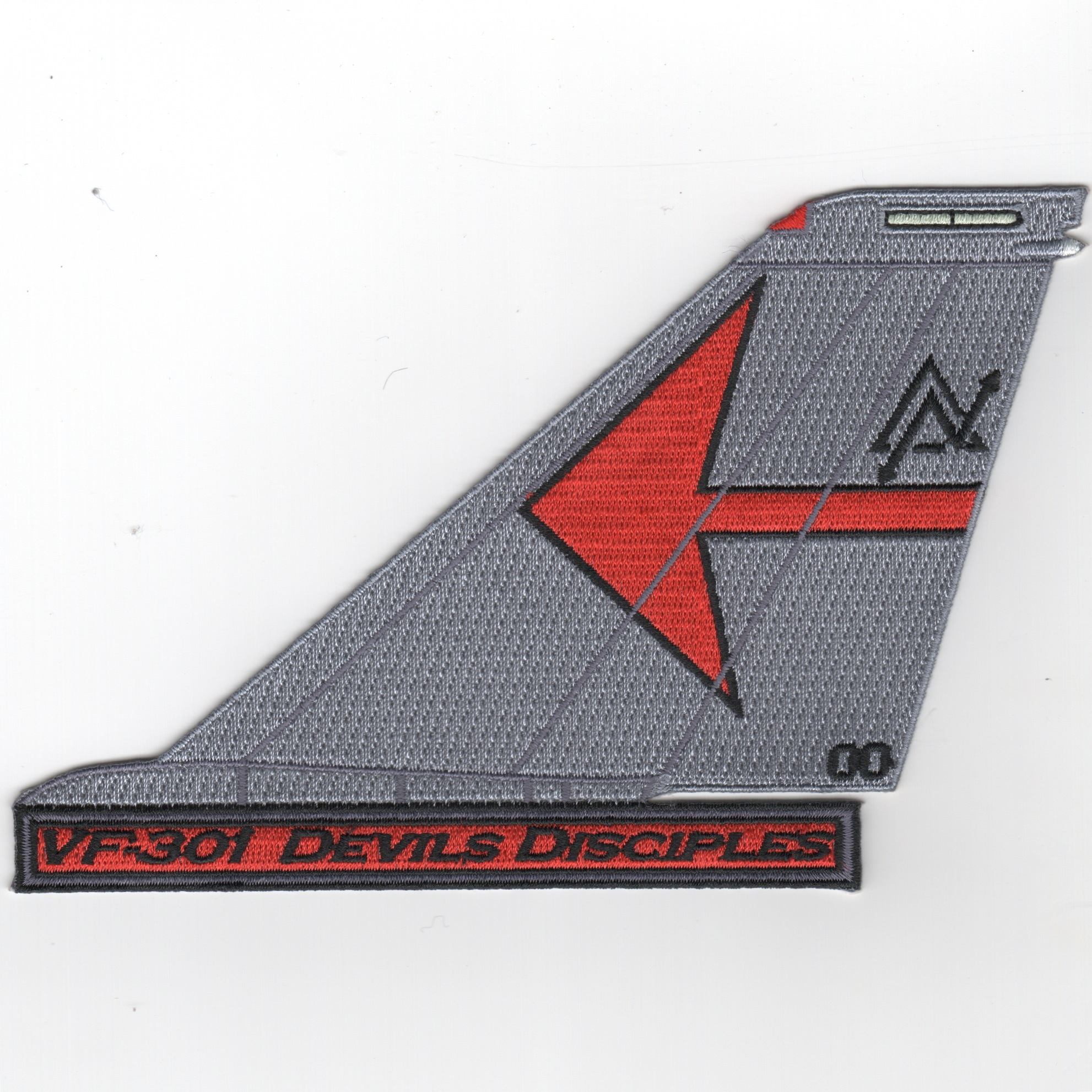 VF-301 F-14 Tailfin (Text)