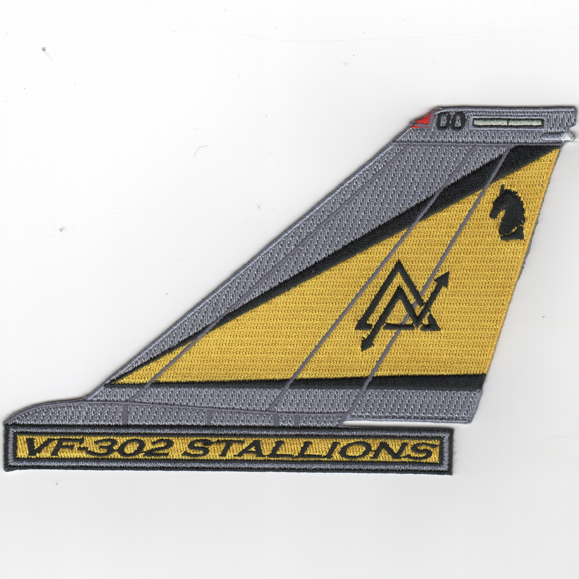 VF-302 F-14 Tailfin (Text)