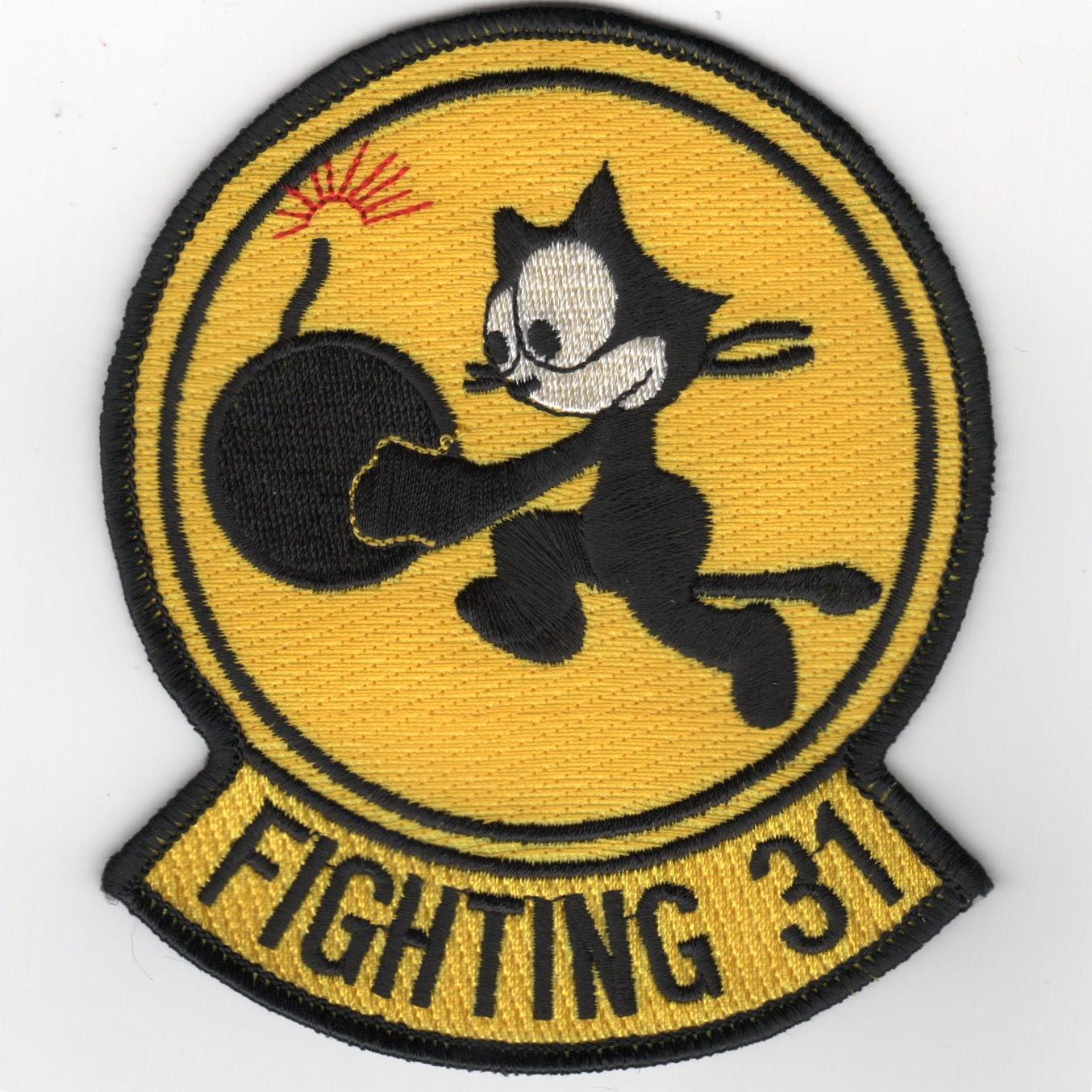 VF-31 Squadron Patch