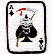 VFA-41 Skull Patch