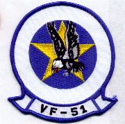 VF-51 Squadron Patch