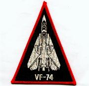 VF-74 Aircraft Patch