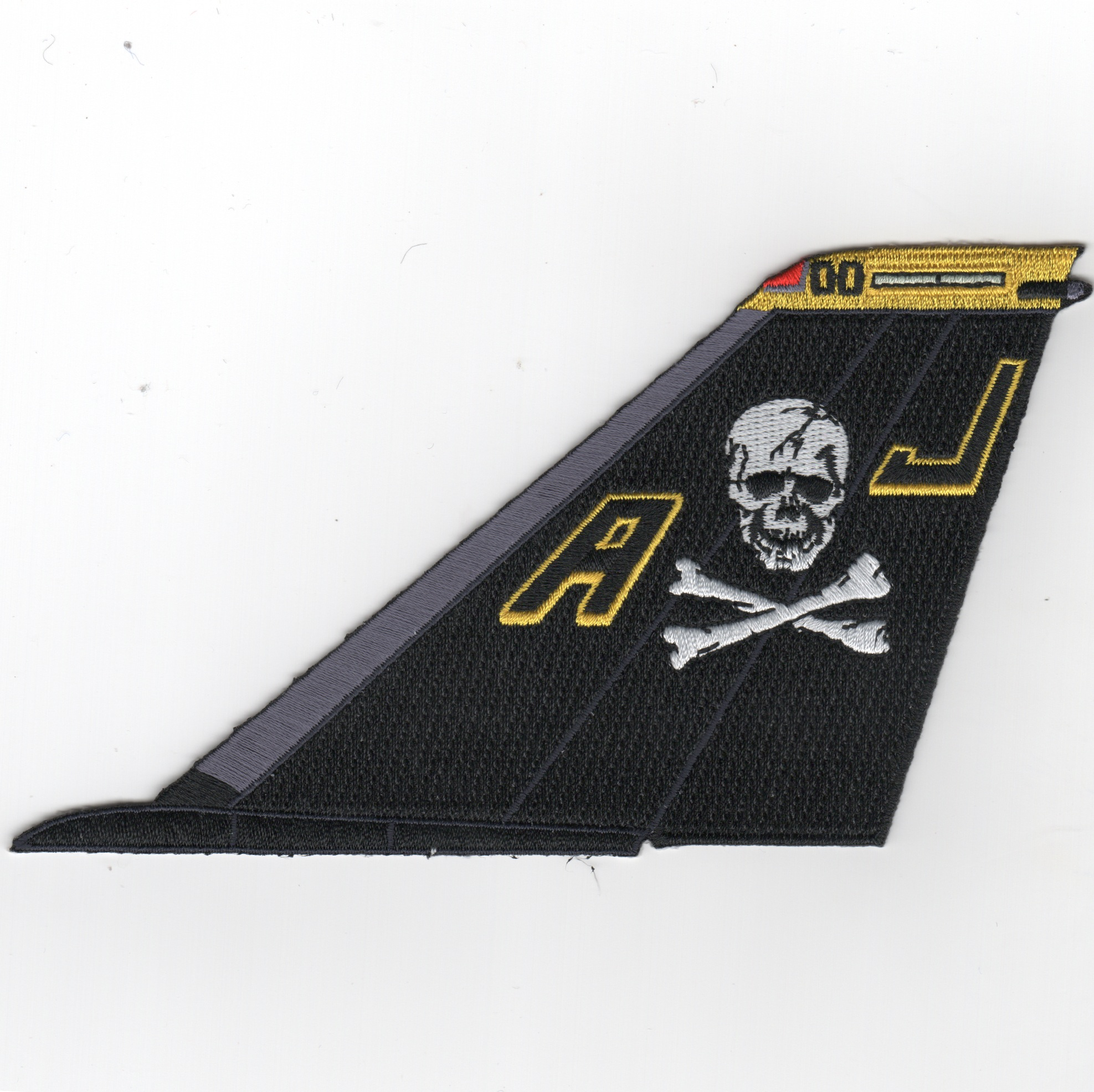 VF-84 F-14 Tomcat TailFin (No Text/Color)