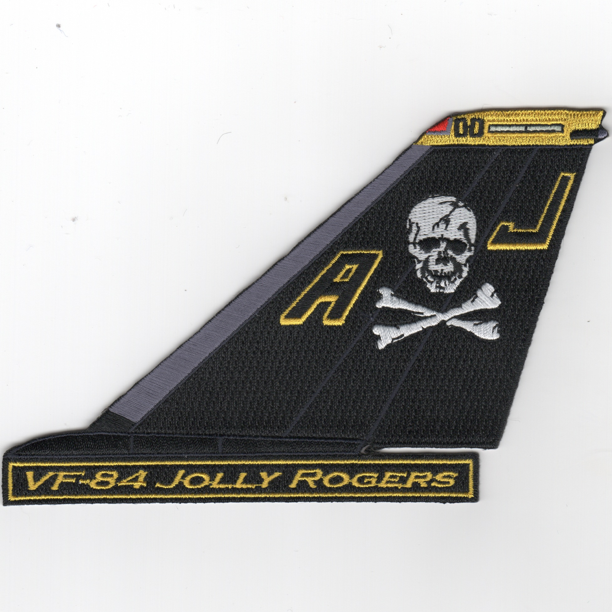 VF-84 F-14 Tomcat TailFin (Text/Color)