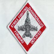 VFA-102 'Forward Deployed' Patch
