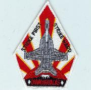 VFA-102 'Strike First' Patch