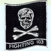 VFA-103 'Backpatch' (Large)