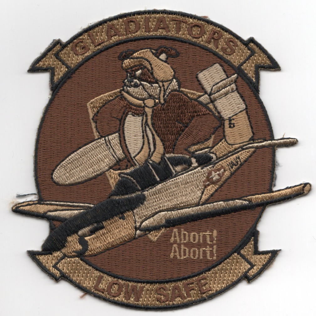 VFA-106 T-34/Bulldog Patch (Desert)