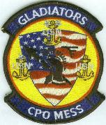 VFA-106 CPO Mess Patch