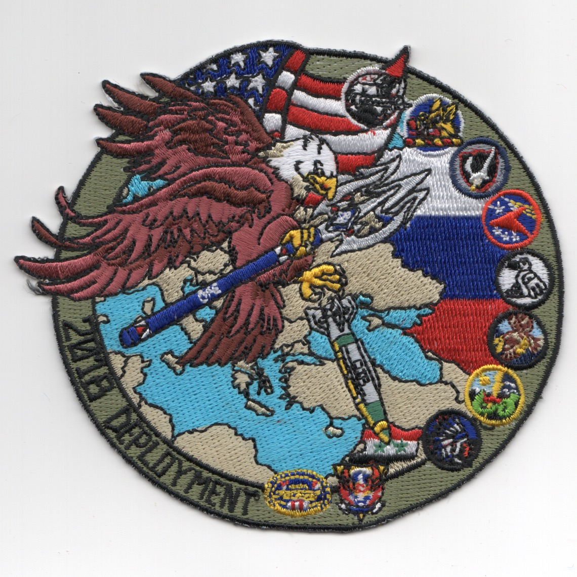 VFA-11 '2018 GAGGLE' Cruise Patch