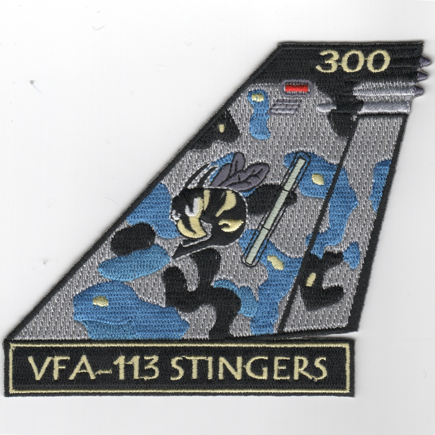 VFA-113 'Stingers' TAILFIN Patch