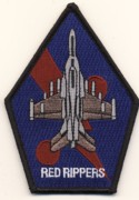 VFA-11 A/C Coffin Patch