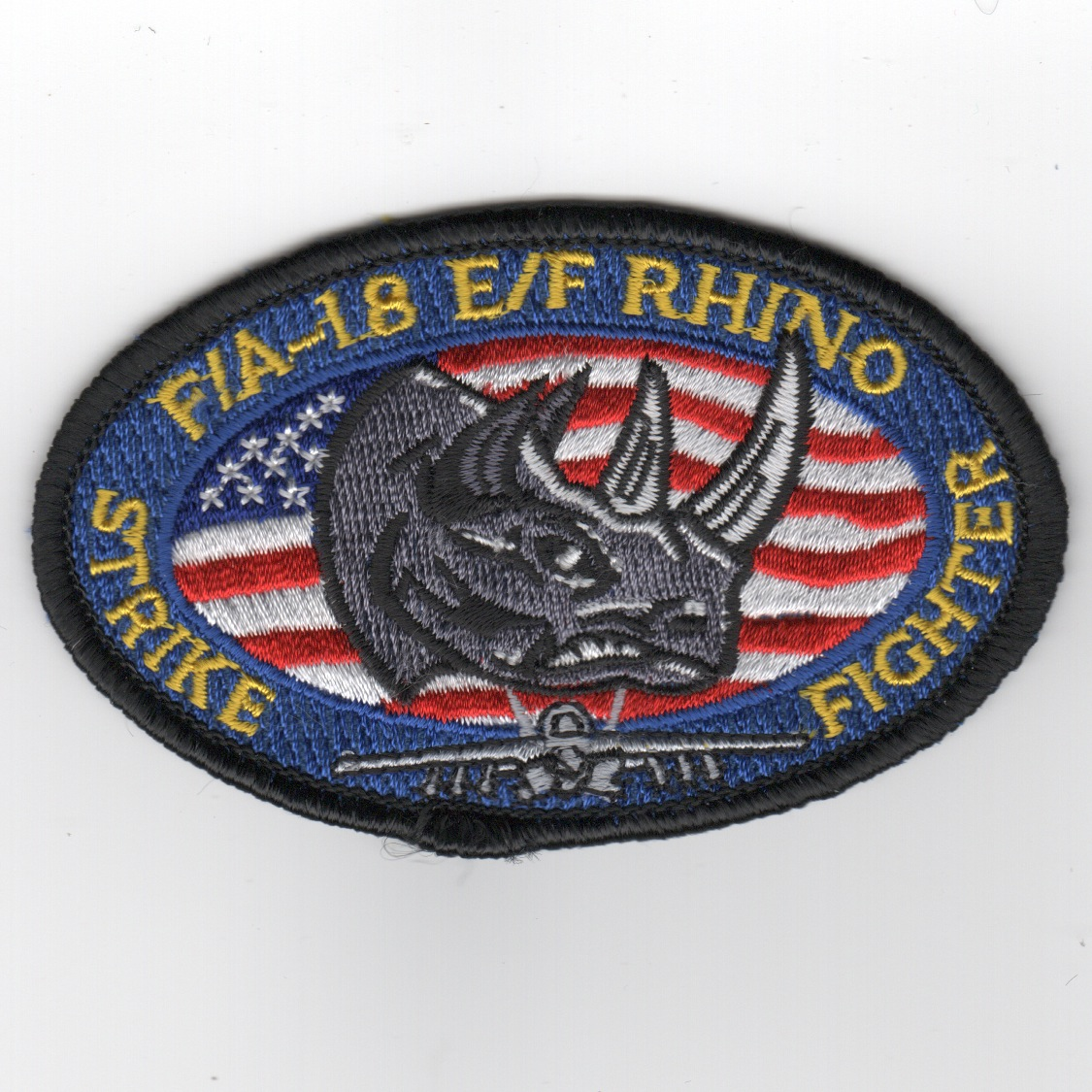 VFA-122 'E/F' Patch (Oval)