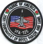 VFA-125 'Tournament of Roses' Patch
