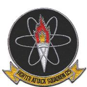 VFA-125 Squadron Patch (w/Torch)