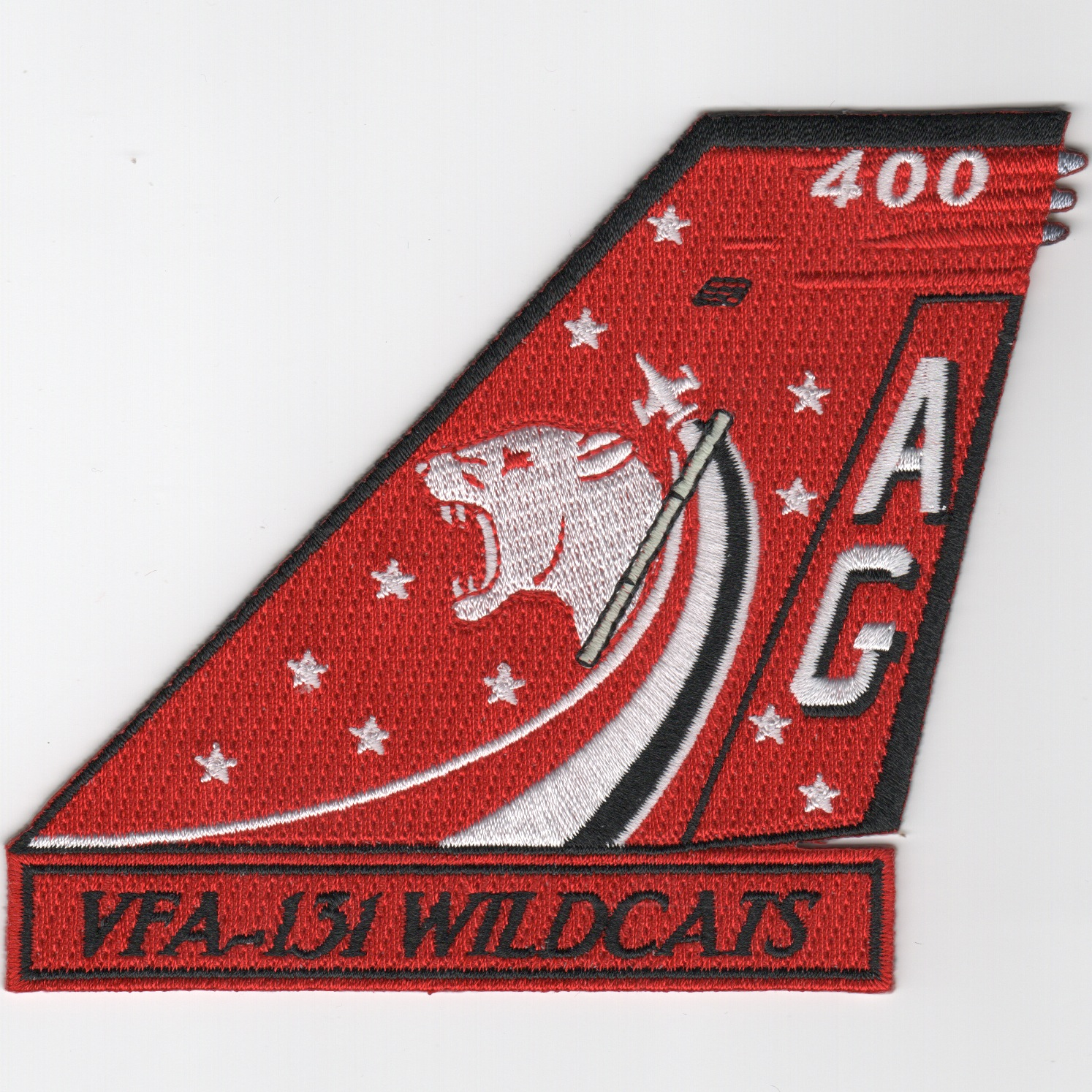 VFA-131 TailFin (Red)